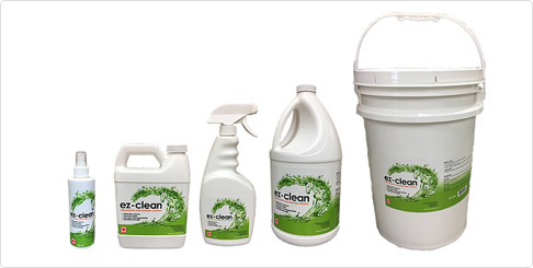 EZ Clean Bioenzyme Cleaners